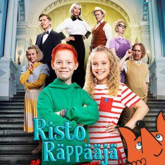 Risto Räppääjä ja väärä Vincent (06304)