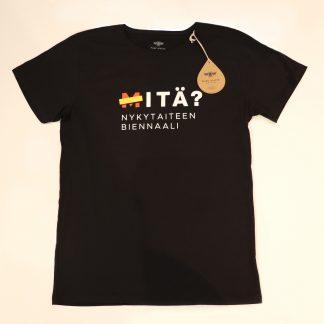 M_itä? Nykytaiteen biennaali T-paita (95224)
